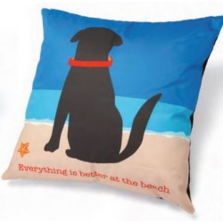 Accent Pillow - Everything is Better at the Beach