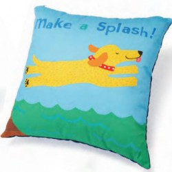 Accent Pillow - Make A Splash!
