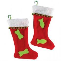 Fleece Stockings
