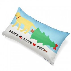 Accent Pillow - Peace, Love, Joy