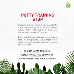 Potty Training - Stop