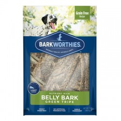 Belly Bark Sticks - Green Tripe