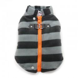 Active Fleece D-Ring Coat