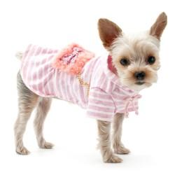 Fuzzy Purse Dress