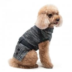 Multi-way Turtleneck Sweater