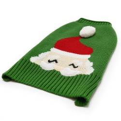 Santa Face Sweater