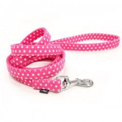 EasyCLICK Harness & Leash Polka Dots