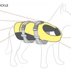 DFD-Standard Flotation Vest