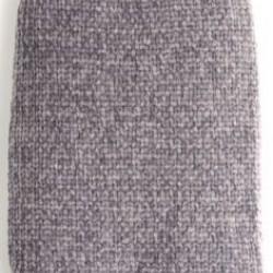Chenille Mockneck Sweater