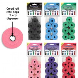 Cored Refill Bags - 105 Count