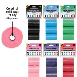 Cored Refill Bags - 36 Count