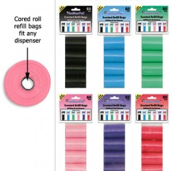 Cored Refill Bags - 60 Count