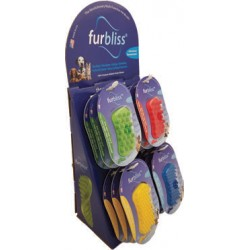 Furbliss 32 Count Mixed Brushes with POP Display