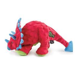 Dinos - Triceratops - Red