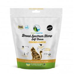Broad Spectrum Hemp Soft Chews for Cats - Chicken