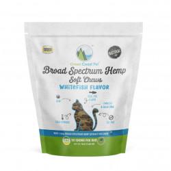 Broad Spectrum Hemp Soft Chews for Cats - Whitefish