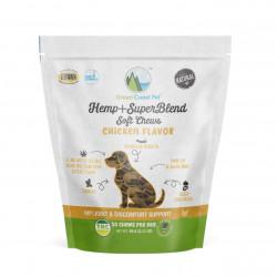 Hemp + SuperBlend Soft Chews - Chicken