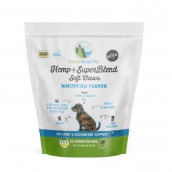 Hemp + SuperBlend Soft Chews - Whitefish