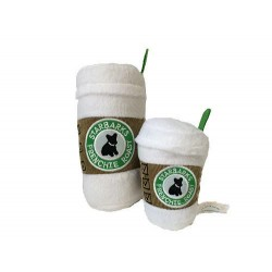 Starbarks Coffee Cup with Lid Toy