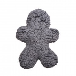 HuggleFleece Man - Grey
