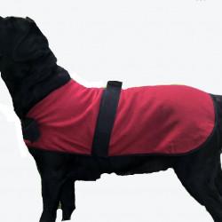 HuggleWear Jackets - Solid Red