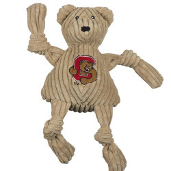 Collegiate Knottie - Cornell University Big Red Bear
