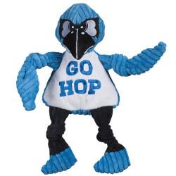 Collegiate Knottie - Johns Hopkins Jay the Blue Jay