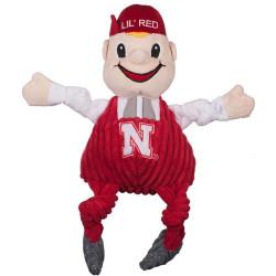 Collegiate Knottie - Nebraska Lil Red