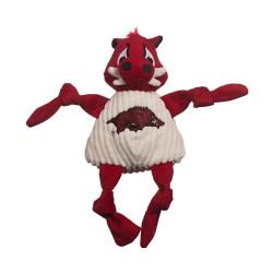 Collegiate Knottie - Arkansas Tusk the Razorback