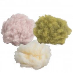 HuggleKats HuggleFleece FlufferFleece Balls (3pc)