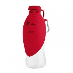 LIST Outdoor Drinking Bottle with Silicone Bowl