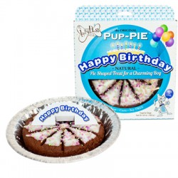 "6"" Happy Birthday Pup Pies - Charming Boy"