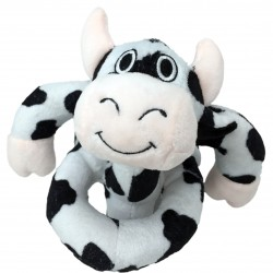 Mooing Black/White Cow