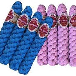 Rope Petite Cigar Pink/Blue