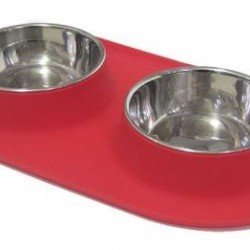 Dog Double Feeder