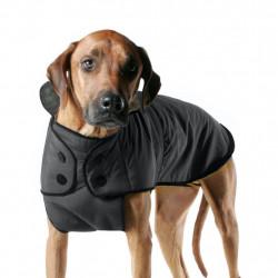 Belted Dog Coat