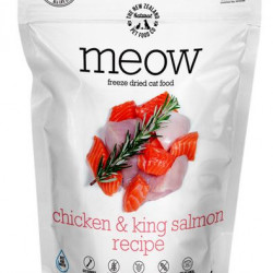 Meow FD Chicken & King Salmon