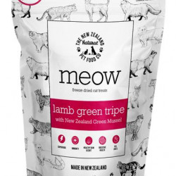 Meow Treat Lamb Green Tripe