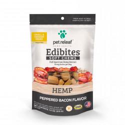 Edibites Soft Chew - Peppered Bacon