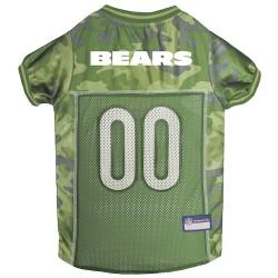 Chicago Bears Mesh Camo Jersey