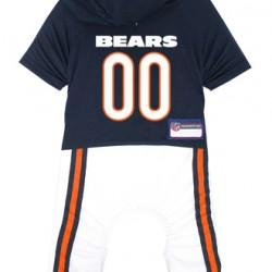 Chicago Bears Pet Onsie