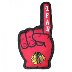 Chicago Blackhawks No. 1 Fan Toy