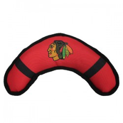Chicago Blackhawks Nylon Boomerang Toy