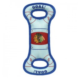 Chicago Blackhawks Tug Toy