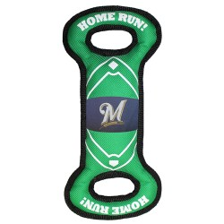 Milwaukee Brewers Field Tug Toy