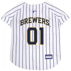 Milwaukee Brewers Jersey