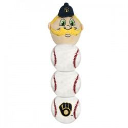 Milwaukee Brewers Mascot Long Toy