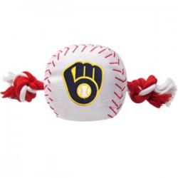 Milwaukee Brewers Nylon Baseball Toy