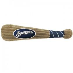 Milwaukee Brewers Plush Bat Toy
