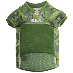 Indianapolis Colts Mesh Camo Jersey
